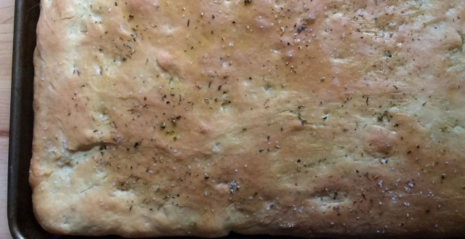Do you Focaccia?